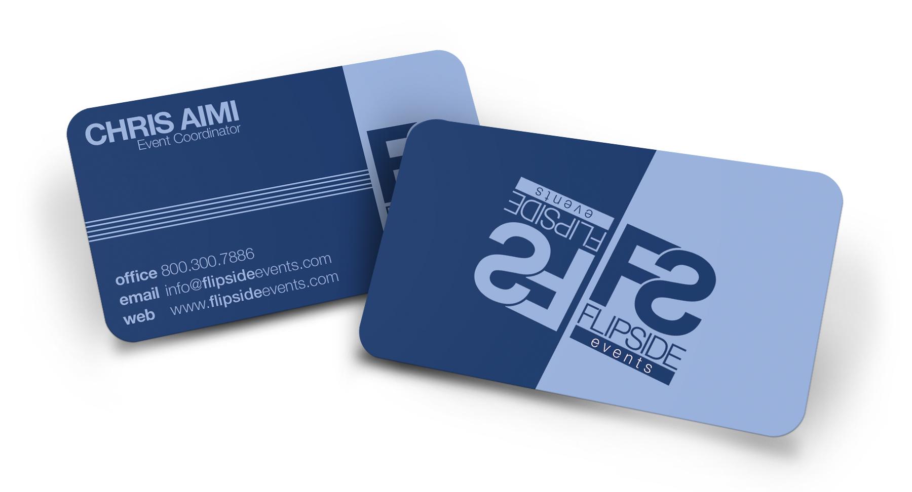 Business Card & Print Design | Screaming Lunatic Design Agency