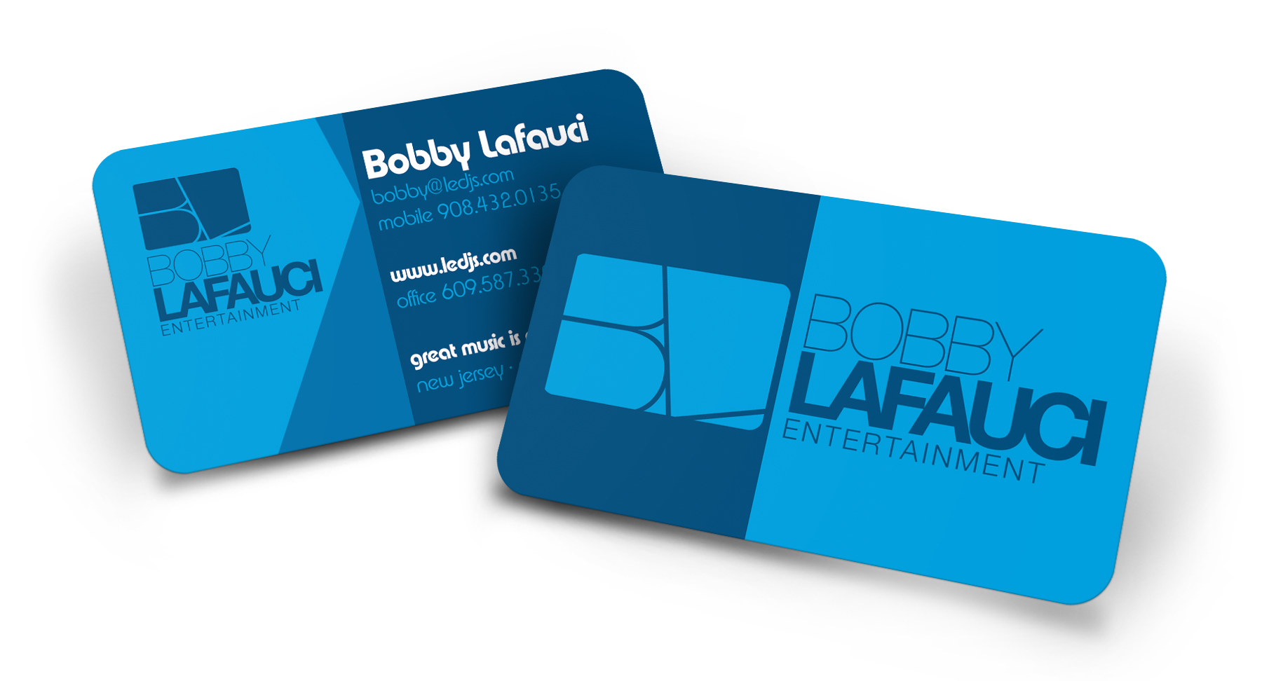 Business card print design screaming lunatic design agency rutgers reheart Image collections