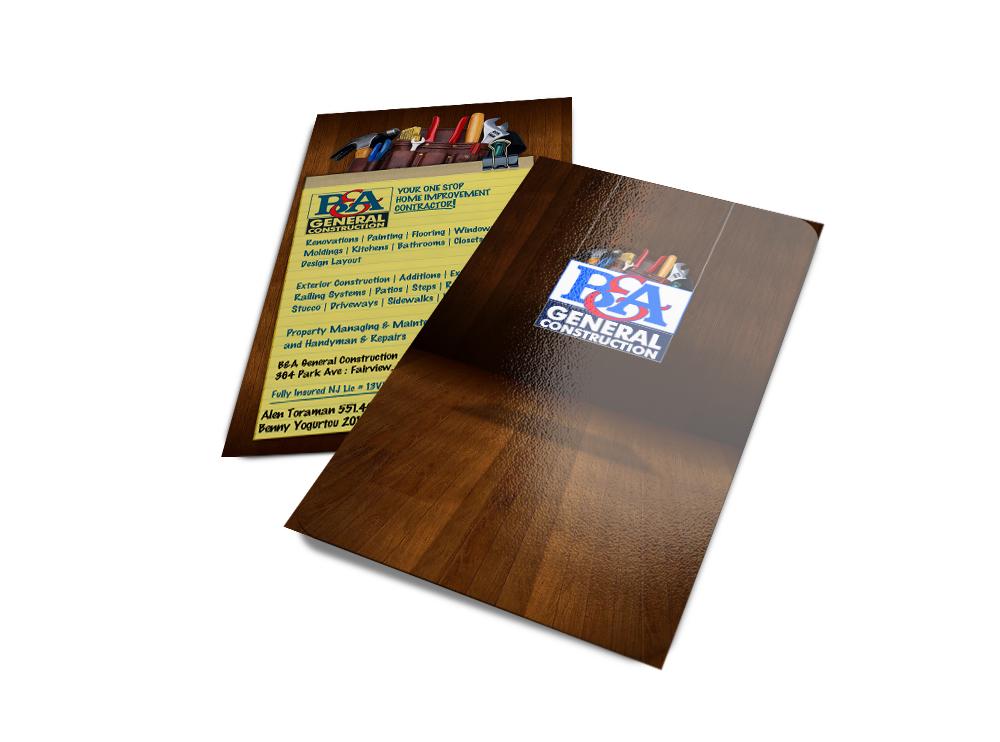 Business card print design screaming lunatic design agency our creative business card portfolio colourmoves